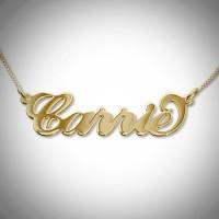 """Carrie"" nimikaulakorut"